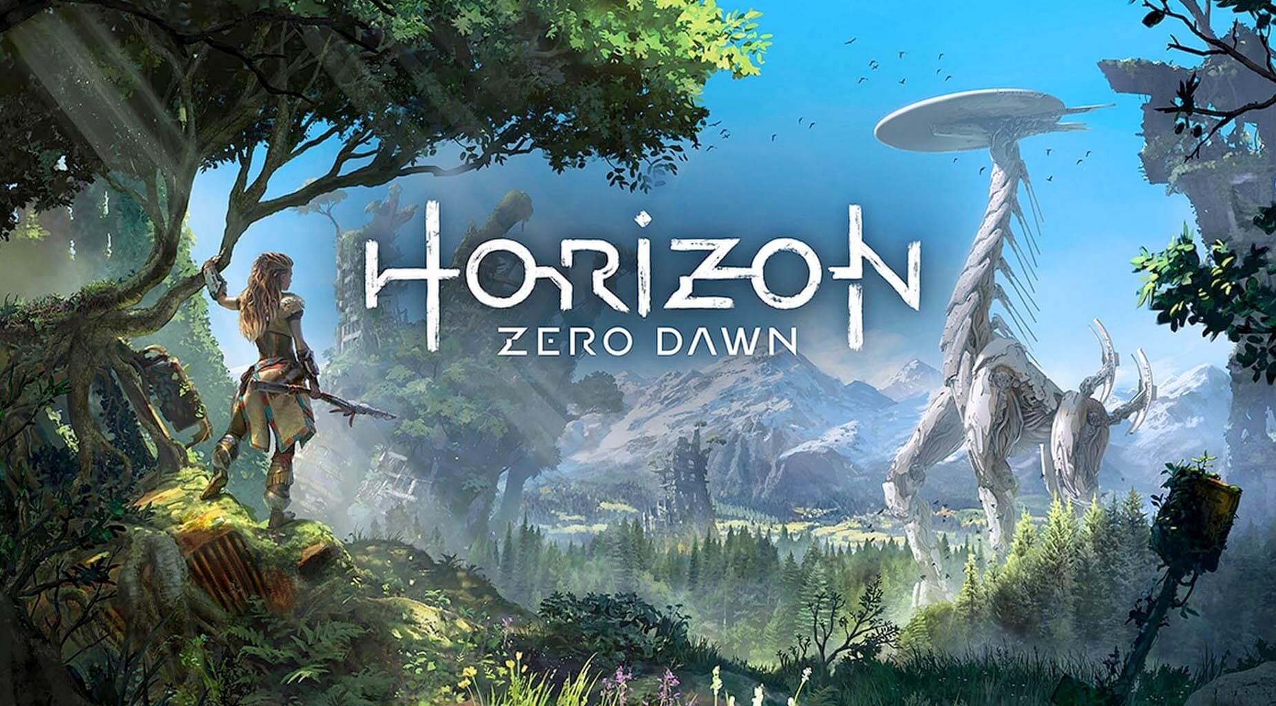 Horizon Zero Dawn Header