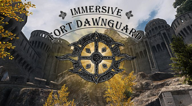 Immersive Fort Dawnguard Header