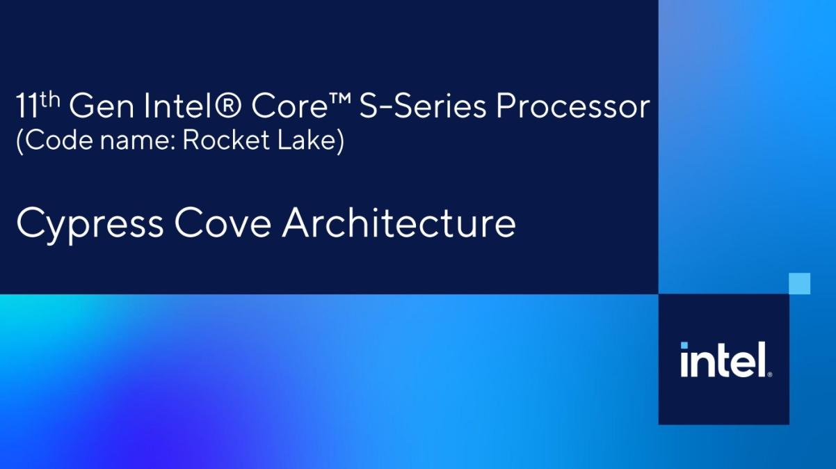 Intel 11th Gen Intel Core S-Series-1