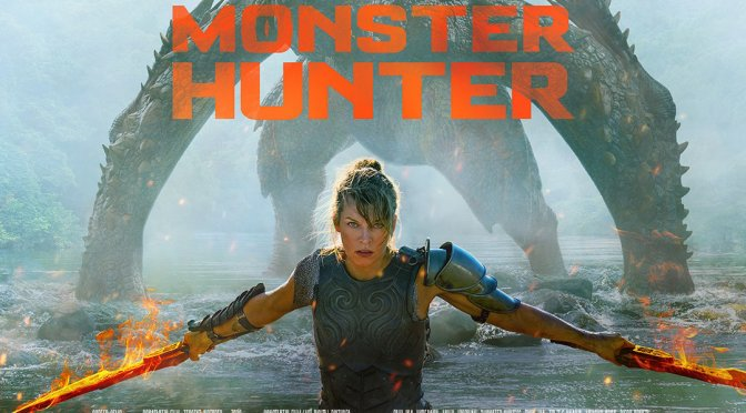 Monster Hunter Movie gets an official trailer