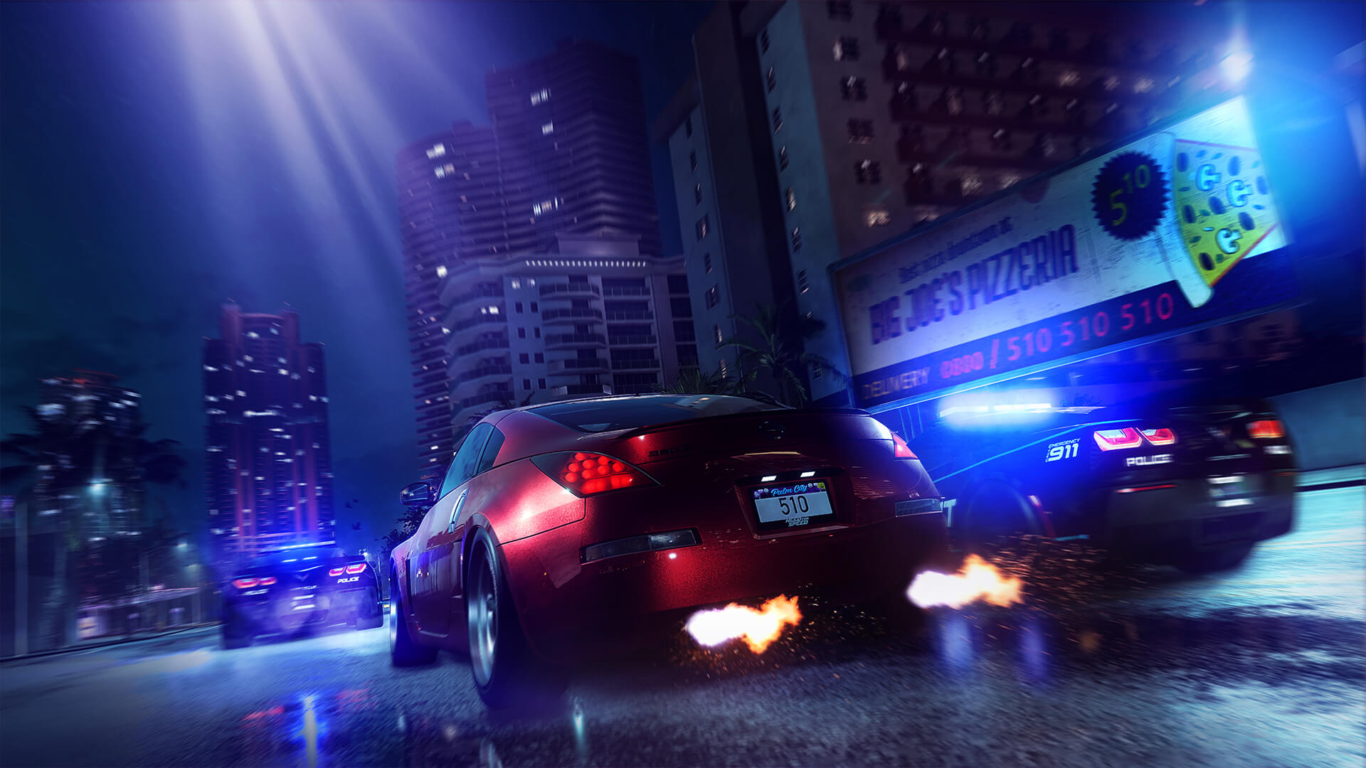 Need for Speed Hot Pursuit Remastered teaser