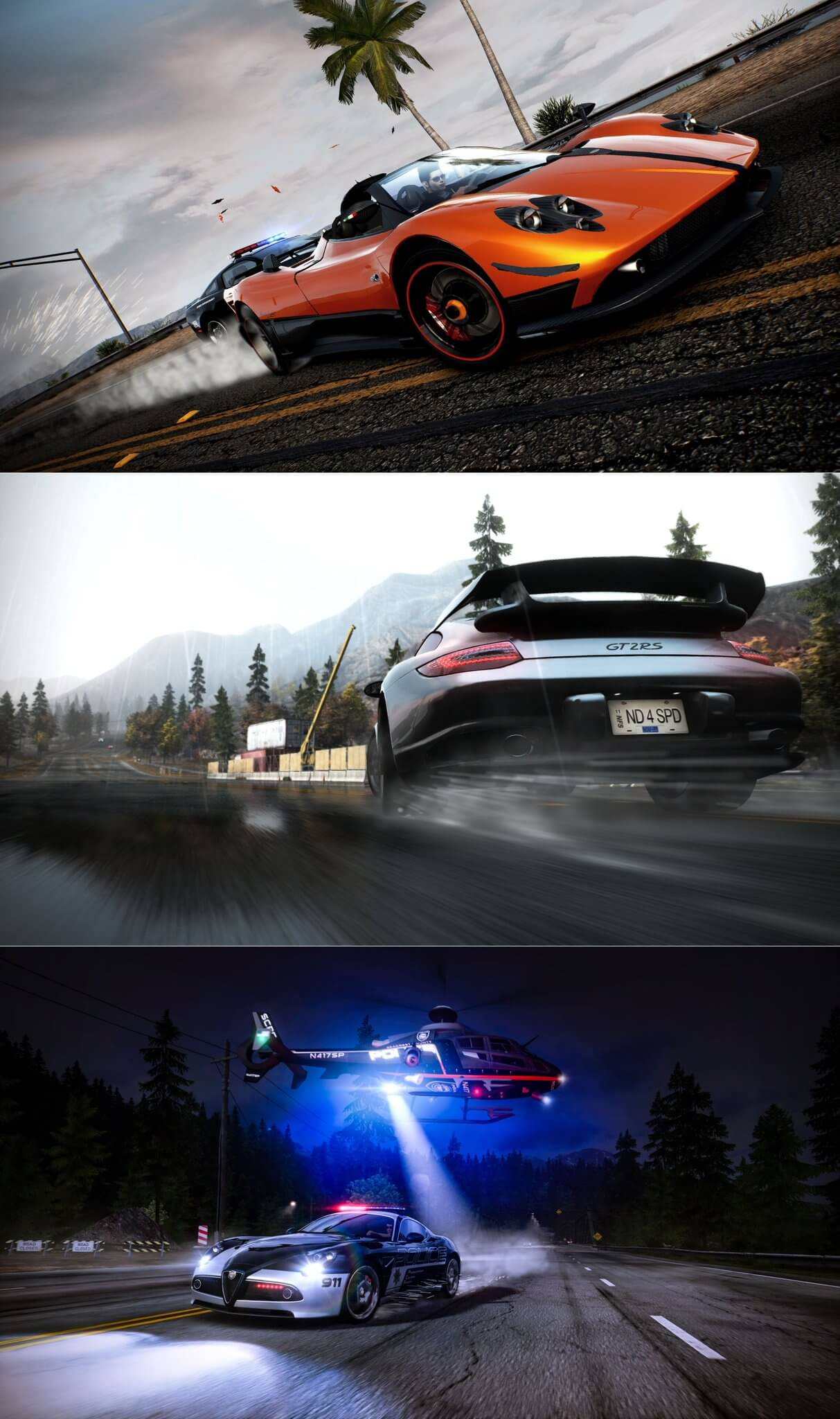 Need for Speed Hot Pursuit Remastered leaked screenshots