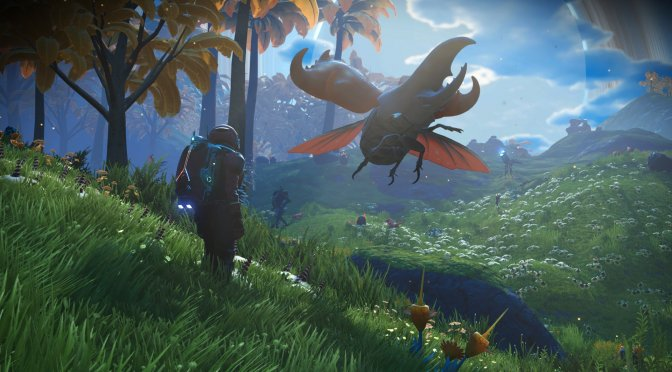 No Man's Sky Next-Gen Graphics Update confirmed for the PC