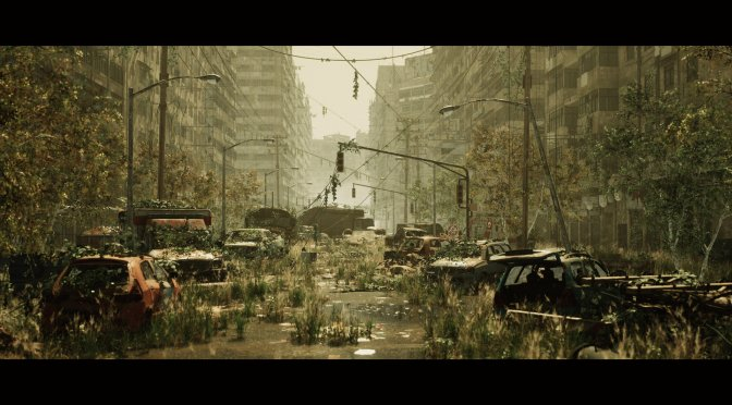 "This ""The Last of Us 2""-inspired project in Unreal Engine 4 with Ray Tracing looks amazing"
