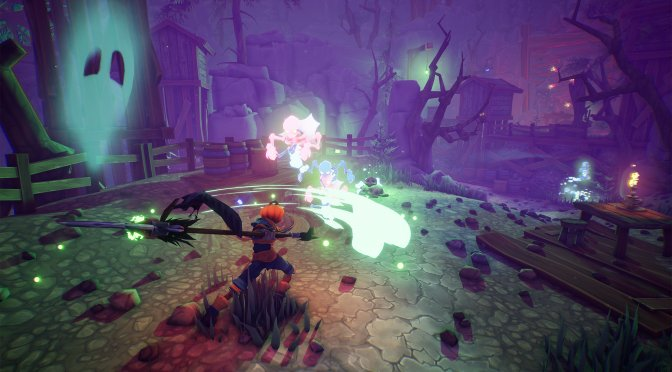 MediEvil-inspired PC platformer, Pumpkin Jack, will support Ray Tracing & DLSS