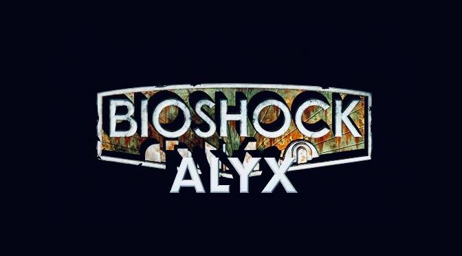 This mod brings Bioshock to Half-Life: Alyx