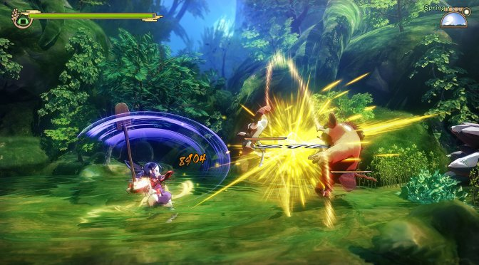 Sakuna: Of Rice and Ruin is a cute 3D side-scrolling platformer, coming to PC on November 10th