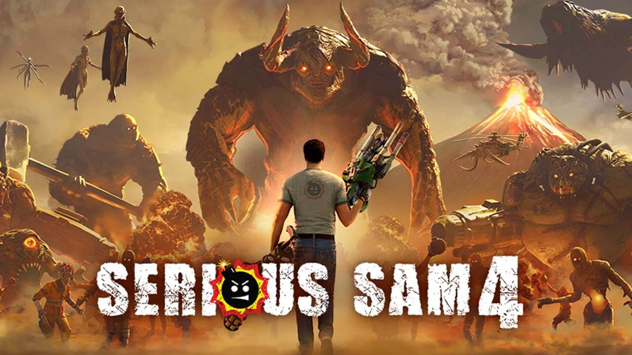 Serious Sam 4 new feature