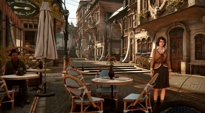 Syberia: The World Before PC Demo is now available for download