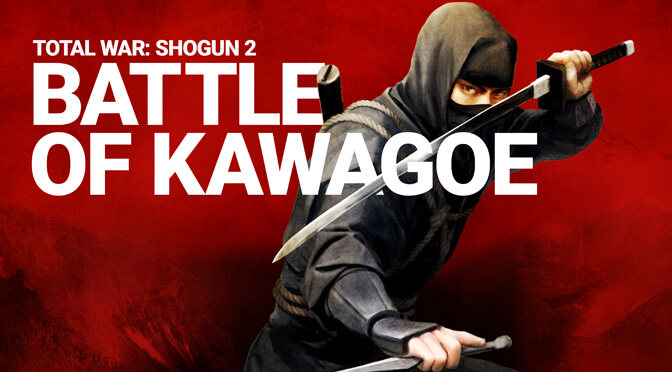 The Battle of Kawagoe is now free to all Total War: Shogun 2 owners