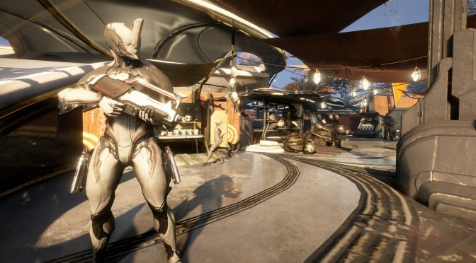 Warframe – Next-gen versus old-gen comparison screenshots