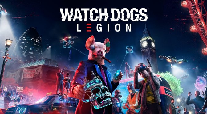 Watch Dogs Legion new Header