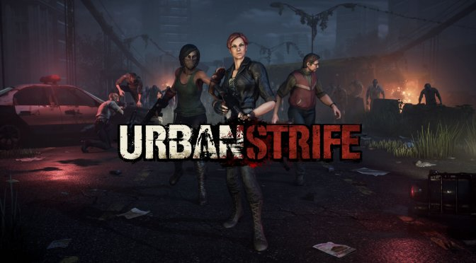 Survival RPG Urban Strife gets an official trailer