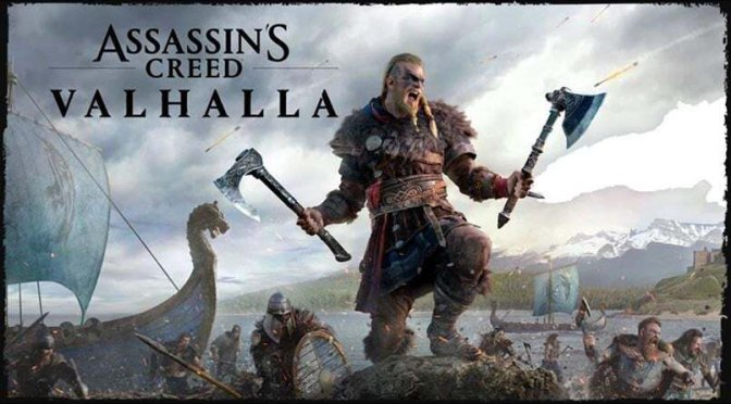 Assassin's Creed Valhalla new header 2