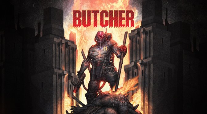 Butcher Header