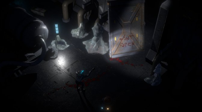 Cryospace is a new isometric horror game, heavily inspired by Alien and Philip K. Dick novels