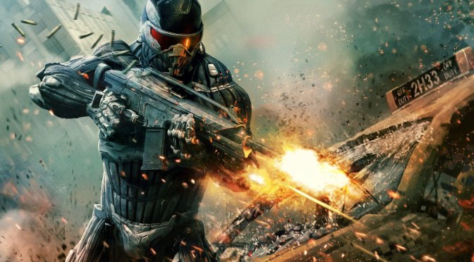 Leaked Crytek documents reveal Crysis 2 Remastered & Crysis 3 Remastered