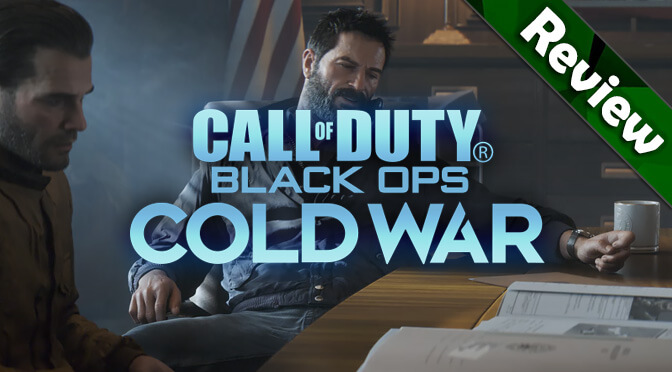 Call of Duty: Black Ops Cold War Review: Stellar SP, Same-Old MP, Scrawny Zombies