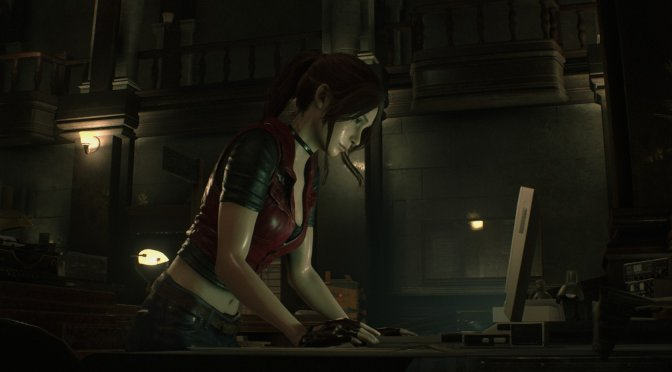 You can now play as Code Veronica X's Claire Redfield in Resident Evil 2 Remake