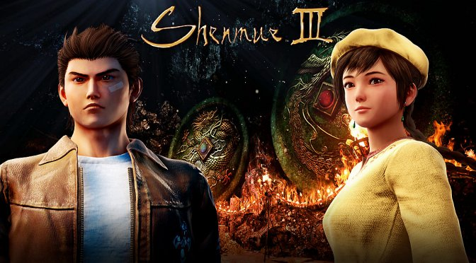 Shenmue 3 gets a Steam release announcement