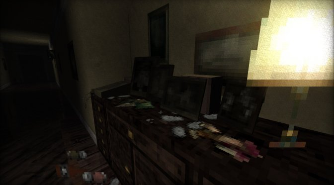 Silent Hills P.T. Demake in GZDoom is available for download
