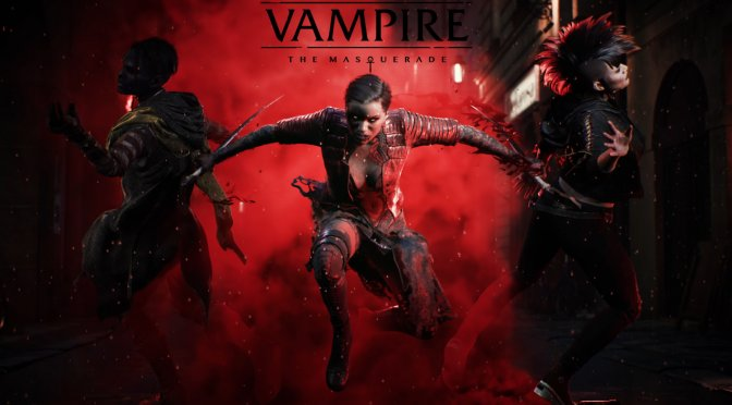 Vampire: The Masquerade Battle Royale gets an official teaser trailer