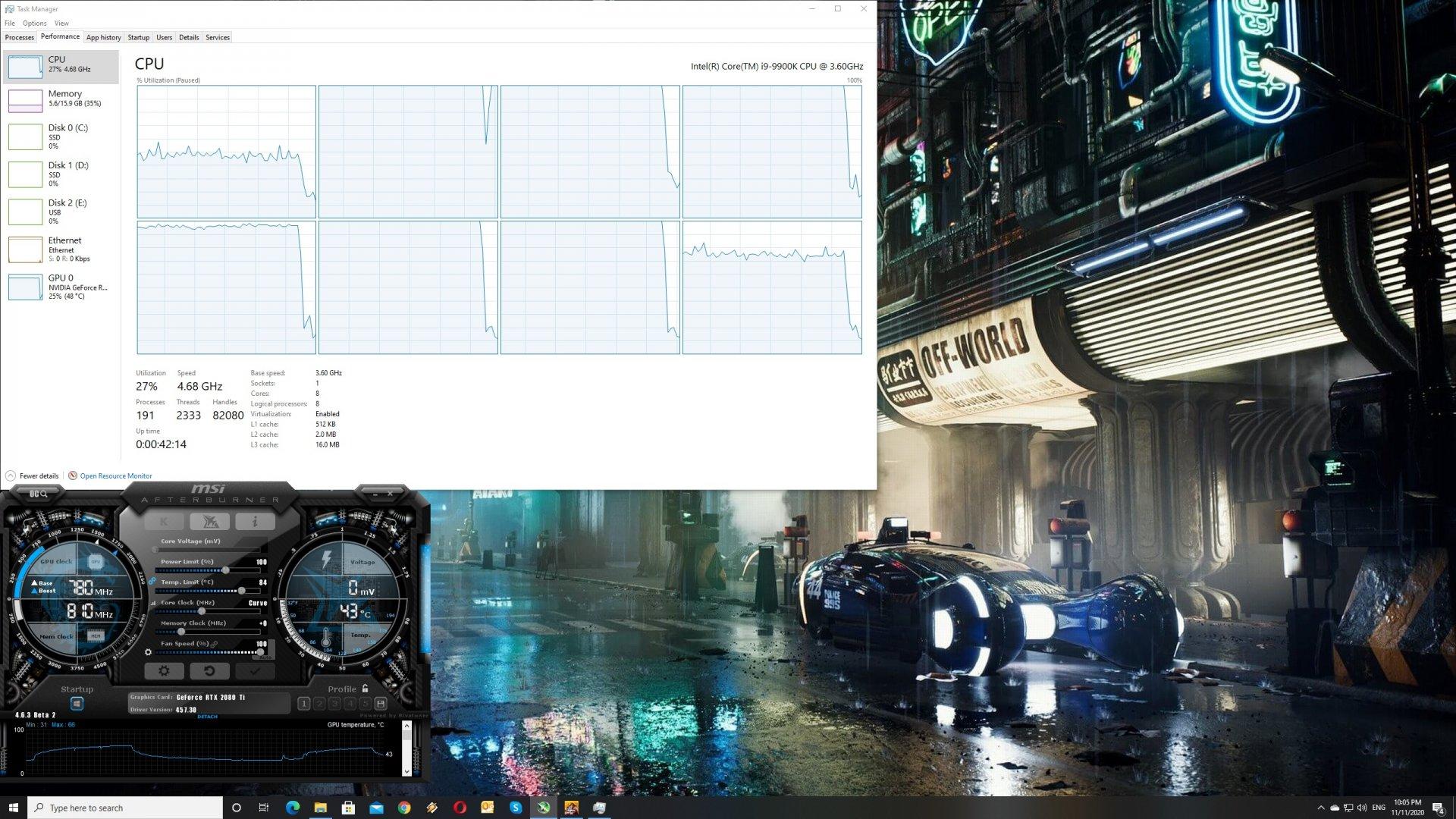 Yakuza Like A Dragon CPU scaling