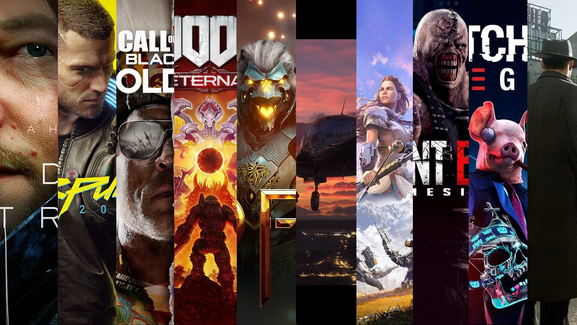 Top 10 Best PC Games Graphics of 2020
