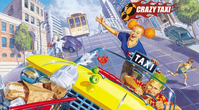 Crazy Taxi feature