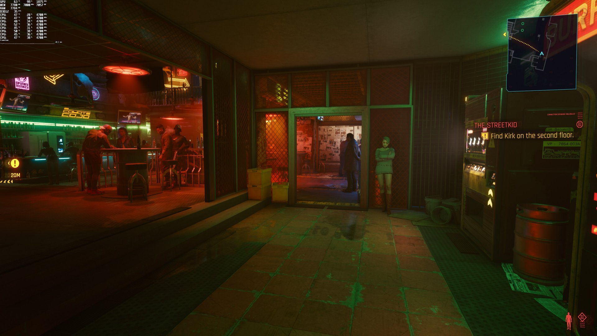 Cyberpunk 2077 No Ray Tracing-2
