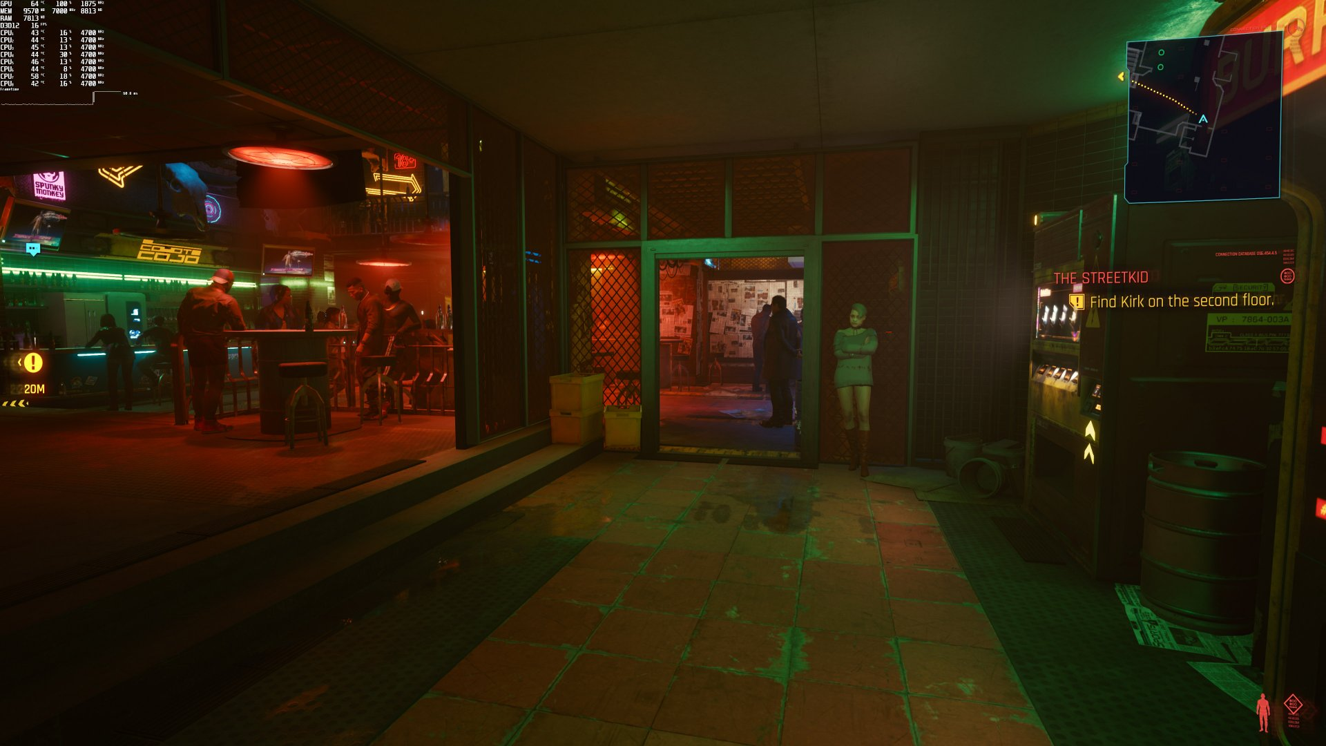 Cyberpunk 2077 Ray Tracing-2