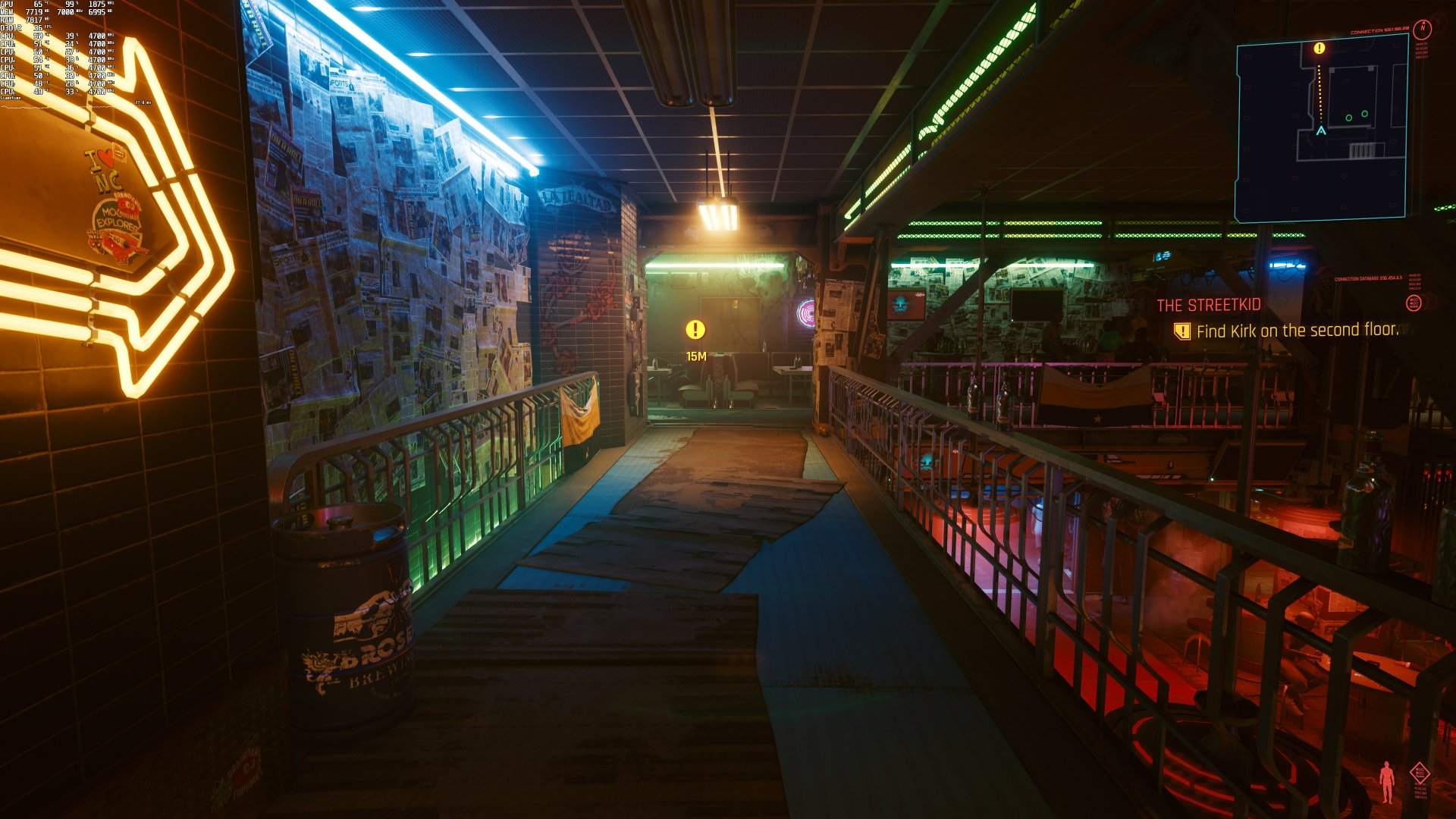 Cyberpunk 2077 No Ray Tracing-3