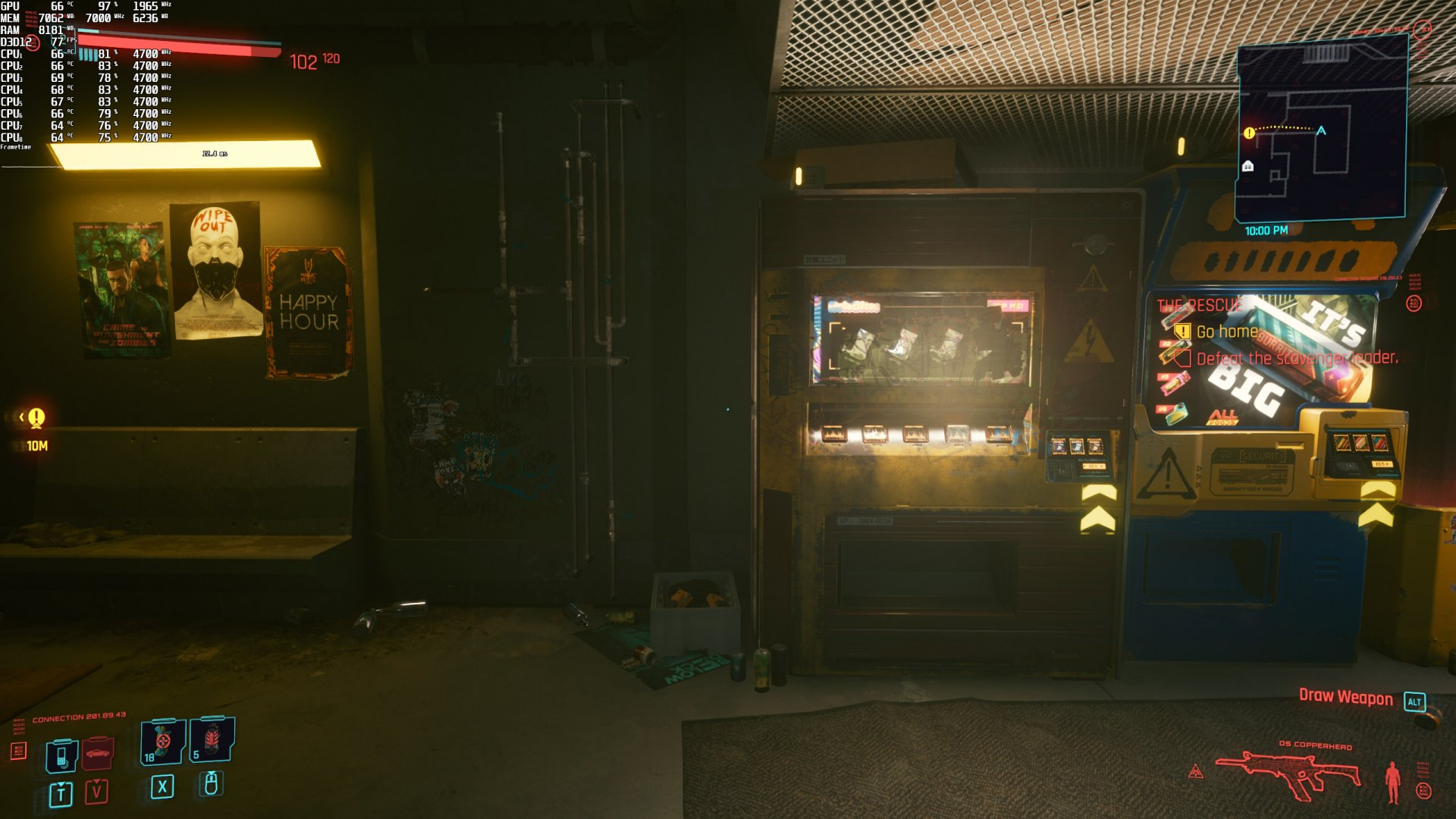 Cyberpunk 2077 DLSS Performance-3