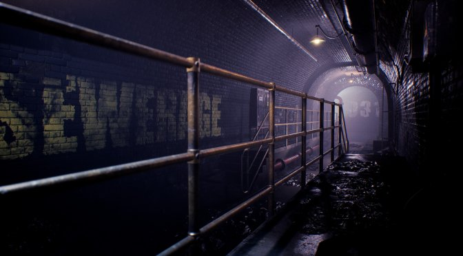 NEKCOM announces a new first-person puzzle game, DYING: 1983