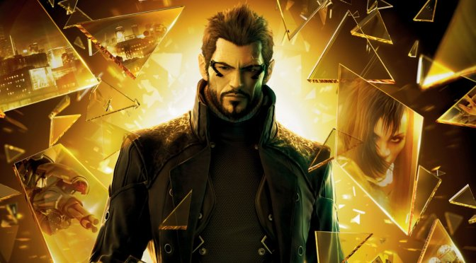 Here are some new amazing Deus Ex Human Revolution Ray Tracing Screenshots