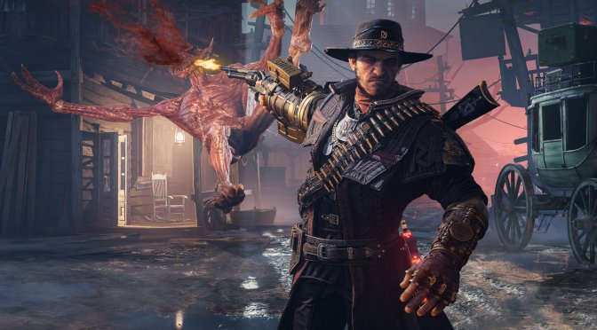 Focus Home Interactive announces a new gory action combat game, Evil West