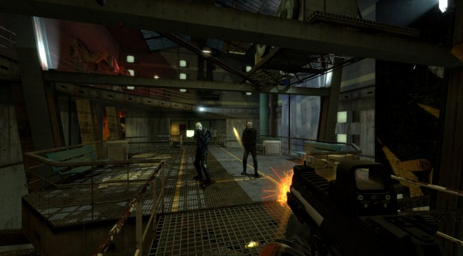 Half Life 2: Raising the Bar Redux Division 1.2 available for download