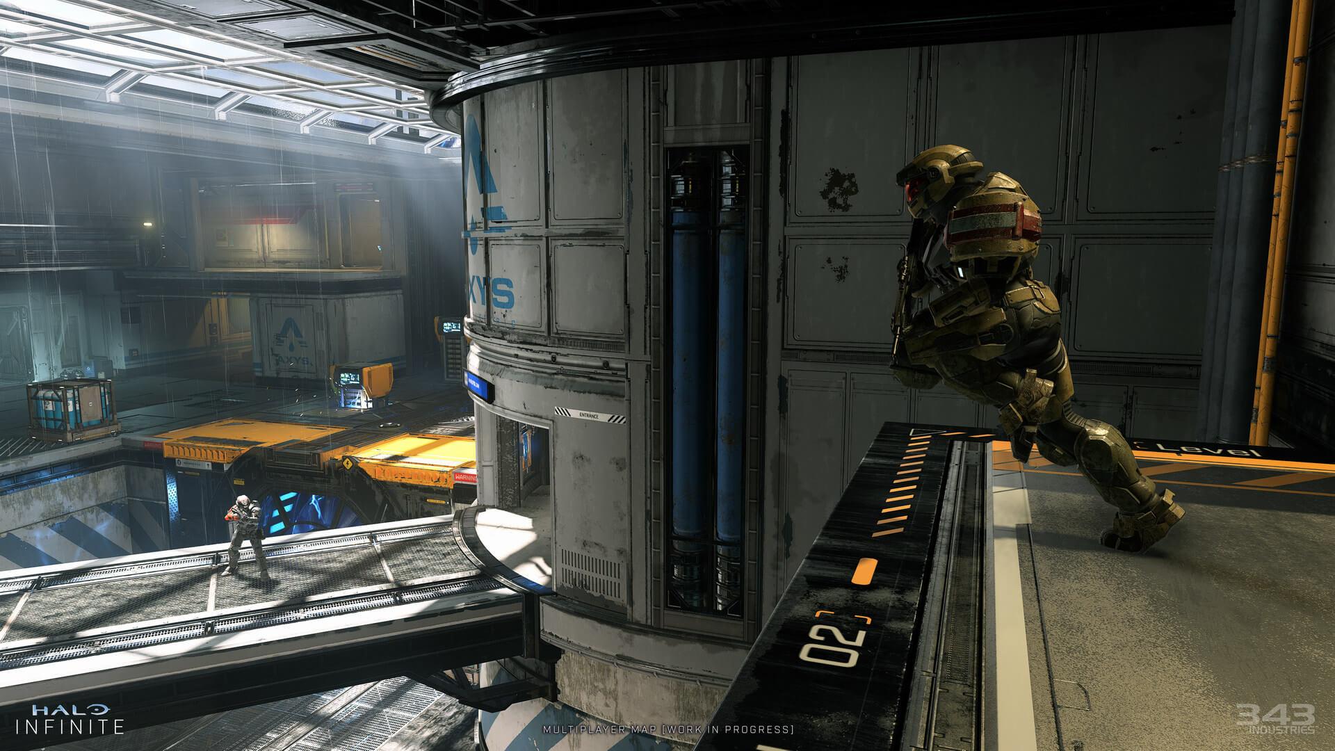Halo Infinite new multiplayer screenshots-1