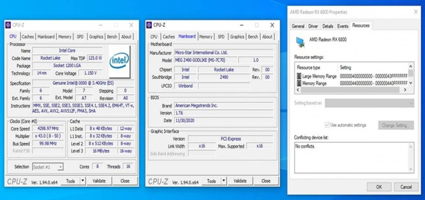 Intel Core i9 11900K AOTS benchmarks-3