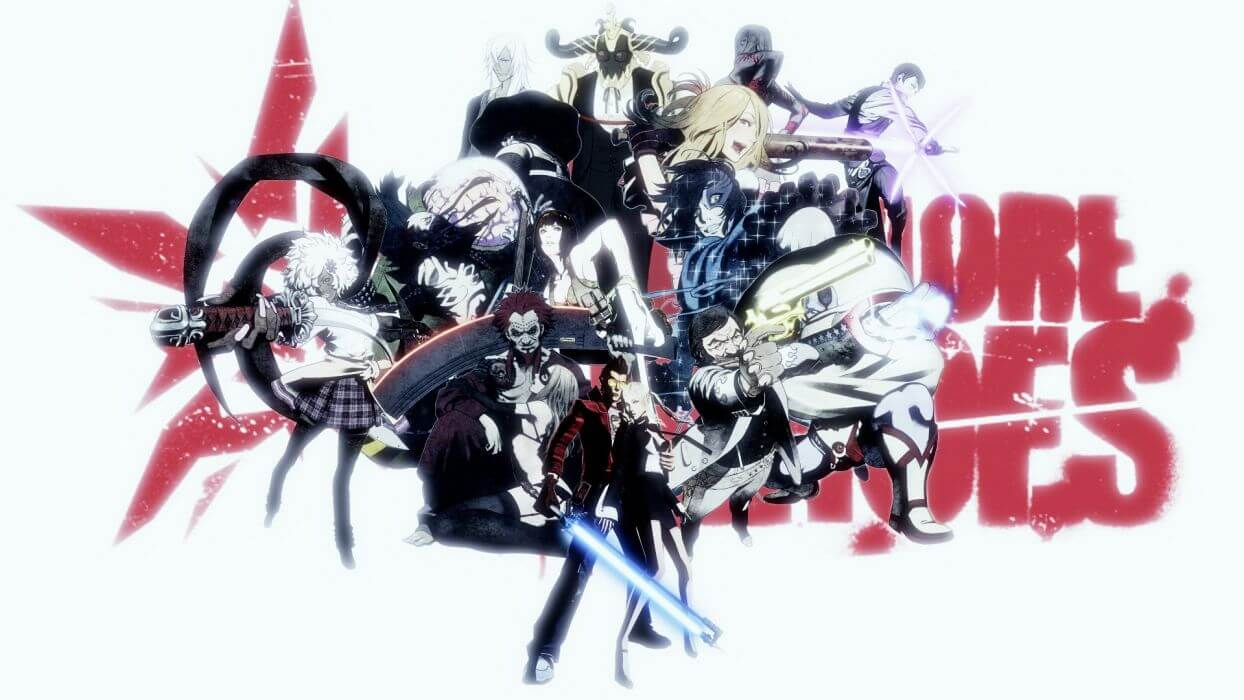 No More Heroes feature