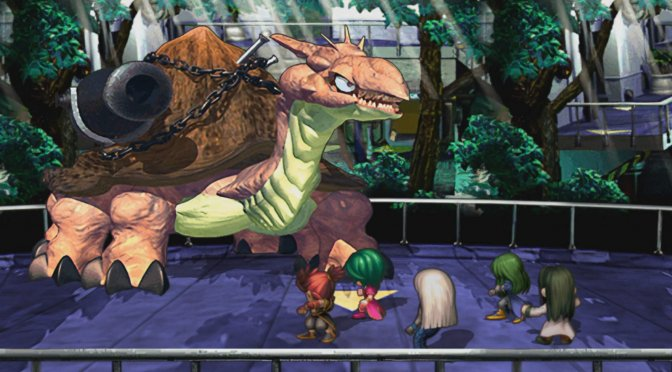 SaGa Frontier Remastered feature