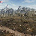 Skyrim Special Edition Grass & Grounds Overhaul Mod-8