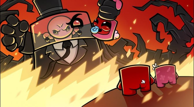 Super Meat Boy Forever has been released exclusively on Epic Games Store