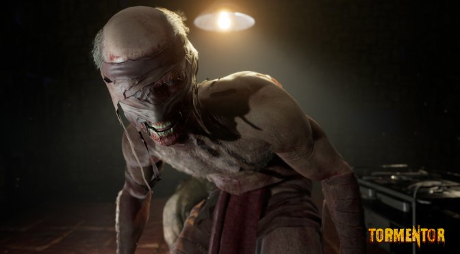 TORMENTOR is a new game from the devs behind AGONY, SUCCUBUS & PARANOID