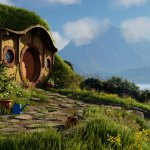 The Lord of the Rings The Shire Unreal Engine 4-2