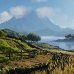 The Lord of the Rings The Shire Unreal Engine 4-3