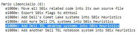 Tiger Lake mobile for desktop rumor