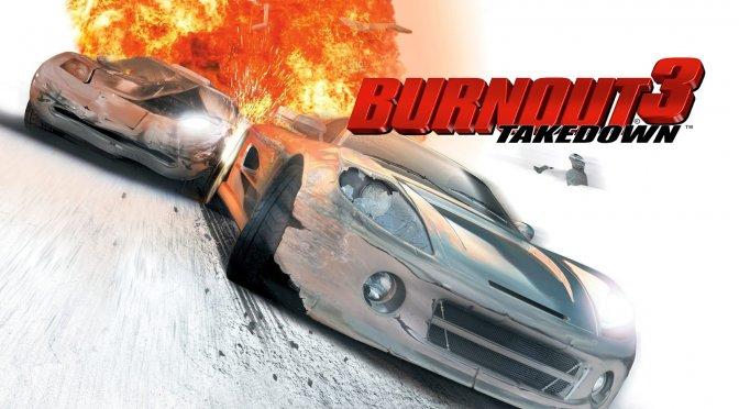 Burnout 3 Takedown feature