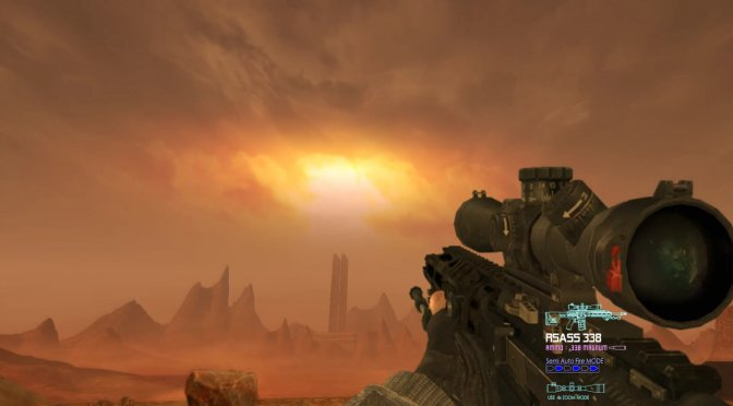 Call of DOOM: Black Warfare is now available for download