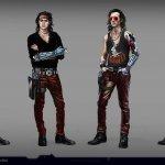 Cyberpunk 2077 Johnny Silverhand concept art-2